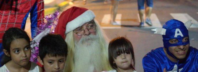 Navidad en Monte Castro