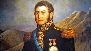Nacimiento del Gral. San Martín