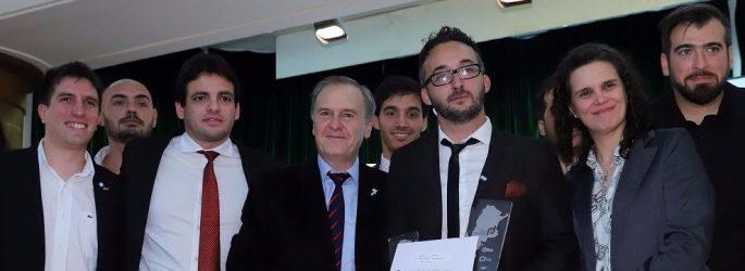 Joven empresario argentino